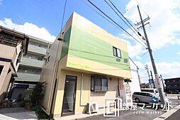 愛知県豊田市陣中町2丁目の賃貸アパートの外観