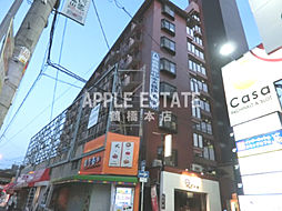 エステマール鶴橋2号館[3階]の外観