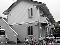 モンテベール生田B[2階]の外観