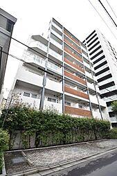 東京都江東区永代2丁目の賃貸マンションの外観