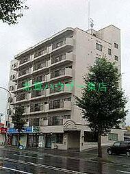 北海道札幌市東区北十五条東18丁目の賃貸マンションの外観