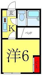 上板橋駅 5.7万円