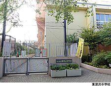 東深沢中学校