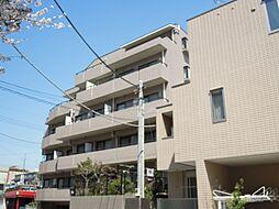 東京都狛江市東和泉3丁目の賃貸マンションの外観