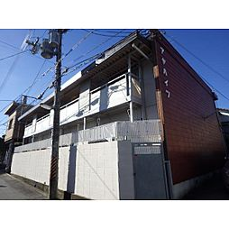 奈良県奈良市内侍原町の賃貸アパートの外観