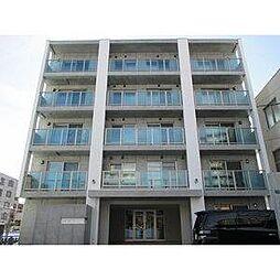 北海道札幌市中央区南七条西14丁目の賃貸マンションの外観