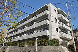 大阪府豊中市向丘2丁目の賃貸マンションの外観