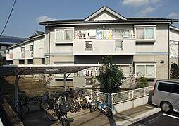 東京都練馬区富士見台の賃貸アパートの外観