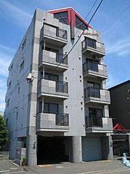北海道札幌市北区北二十条西3丁目の賃貸アパートの外観