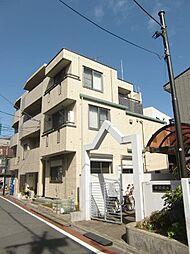 東京都杉並区西荻南3丁目の賃貸アパートの外観