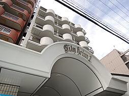 シティハイム1[6階]の外観