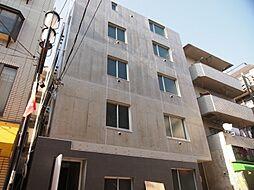 東京都荒川区西日暮里6丁目の賃貸マンションの外観