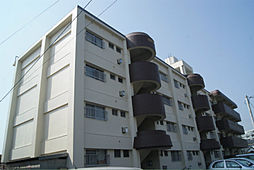 福岡県行橋市行事1丁目の賃貸マンションの外観