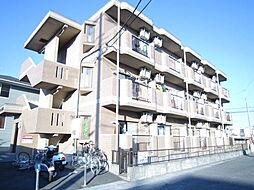 サンモール松[1階]の外観