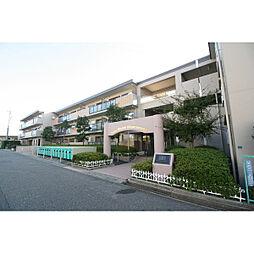 兵庫県神戸市北区甲栄台1丁目の賃貸マンションの外観