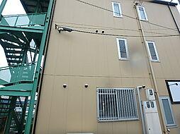 兵庫県加古川市加古川町粟津の賃貸マンションの外観