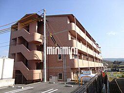 Green Court Kasama 壱番館[3階]の外観
