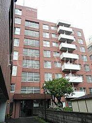 北海道札幌市中央区南五条西13丁目の賃貸マンションの外観