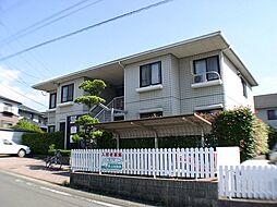 ダス・シュロス吉田 B棟[201号室]の外観