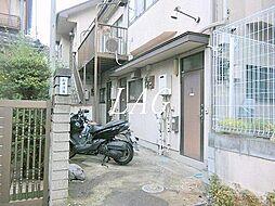 松岡荘[1階]の外観