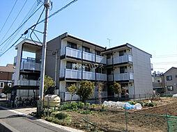 埼玉県北足立郡伊奈町内宿台3丁目の賃貸アパートの外観