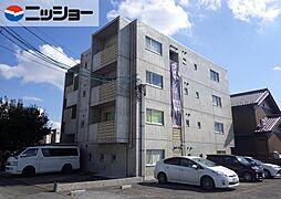 270 apartment1[4階]の外観
