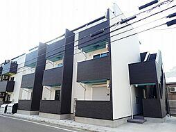 la glaycine東大阪(ラ グリシーヌ ヒガシオオサカ)[302号室号室]の外観