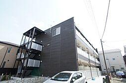 リブリ・ベイルーフ金沢八景の3階建てのマンションです