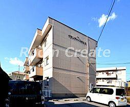 徳島県徳島市北矢三町3の賃貸マンションの外観
