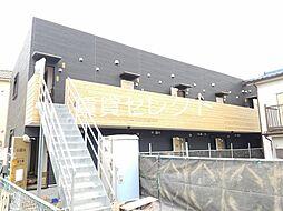 JR常磐線 松戸駅 徒歩23分の賃貸アパート