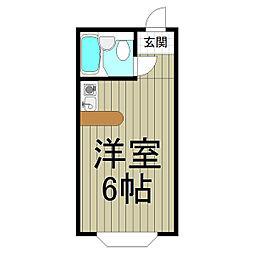 ベルピア・鎌倉第2−2[2階]の間取り