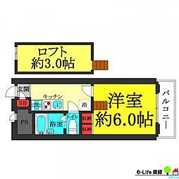 住吉東駅 4.3万円