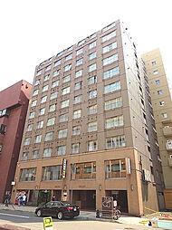 ロジェ札幌25[502号室]の外観