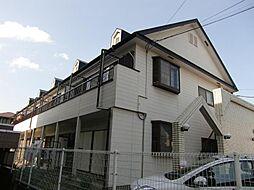 サカエコーポ[1階]の外観