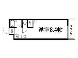 ブロッコリーの家[3階]の間取り