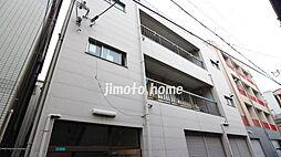 米田マンション[3階]の外観