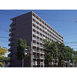 北海道千歳市栄町4丁目の賃貸マンションの外観