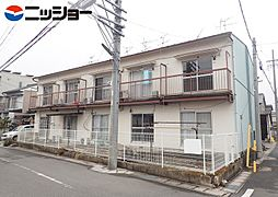 日吉荘[2階]の外観