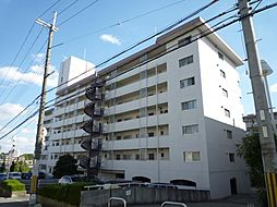 狭山ハウス1号棟[3階]の外観