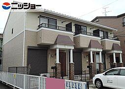 [タウンハウス] 愛知県北名古屋市西之保立石 の賃貸【/】の外観