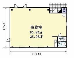 山陽電鉄本線 別府駅 徒歩11分