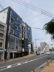 つる平本館ビル[4階]の外観