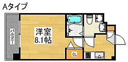 FDS WILL KOHAMA[6階]の間取り