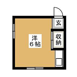 🉐敷金礼金0円!🉐林田ビル