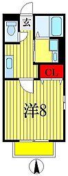 義・久邸[1階]の間取り