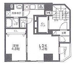 台東区入谷(仮称)[201号室]の間取り