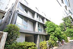 東京都豊島区目白3丁目の賃貸マンションの外観