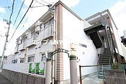 プレアール清心[2階]の外観