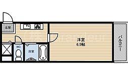 大宝 都島ルグラン セパ[2階]の間取り