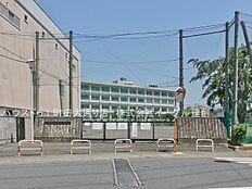町田市立町田第二中学校 距離750m 徒歩 約10分